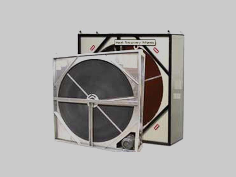 heat recover wheels