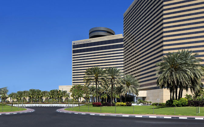 HYATT REGENCY DUBAI