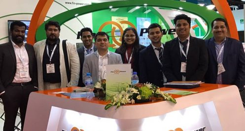 FINPOWER PARTICIPATING IN BIG5 2016 (4)