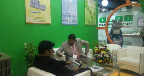 FINPOWER PARTICIPATING IN BIG5 2016 (6)