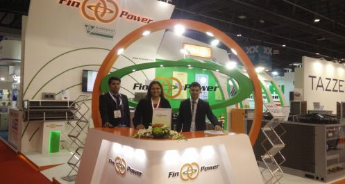 FINPOWER PARTICIPATING IN BIG5 2016 (7)