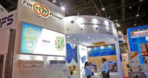 Thank you for visiting FinPower @ Big 5 Show 2017 (3)