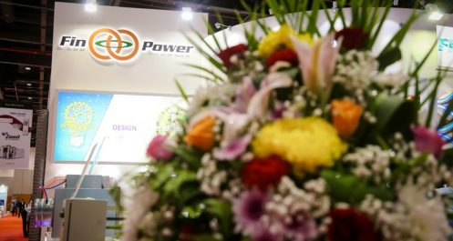 Thank you for visiting FinPower @ Big 5 Show 2017 (4)