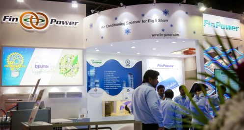 Thank you for visiting FinPower @ Big 5 Show 2017 (5)