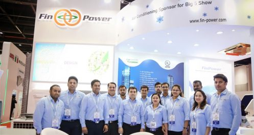 Thank you for visiting FinPower @ Big 5 Show 2017 (6)