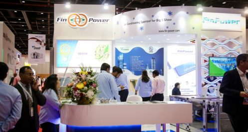 Thank you for visiting FinPower @ Big 5 Show 2017 (8)