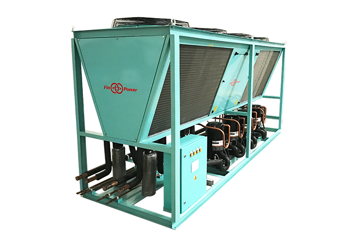 Finpower condensing unit