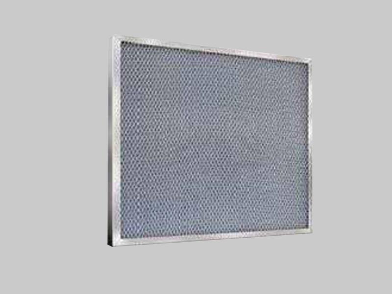 metallic-filter
