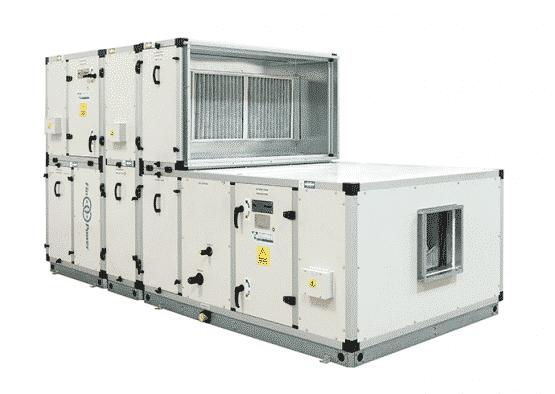Finpower Fresh Air Handling Unit