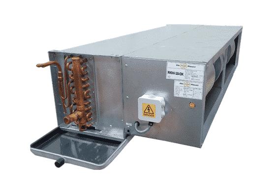 ducted dx split unit