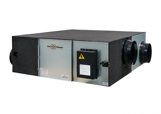 Finpower Energy Recovery Unit