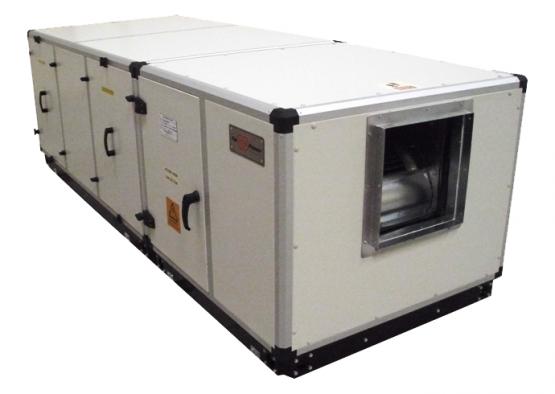 Finpower Heat Recovery Unit