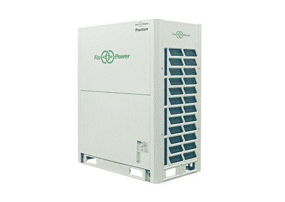 Finpower variable refrigerant flow