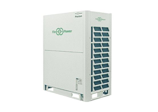 Finpower variable refrigerant flow