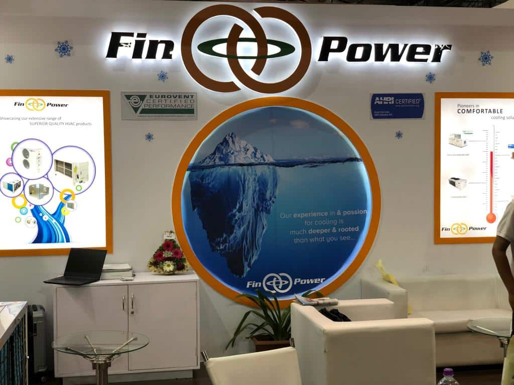 big 5 finpower stand